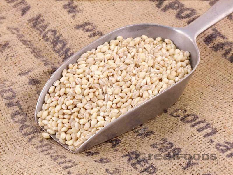 Pearl Barley - Organic - per 100g