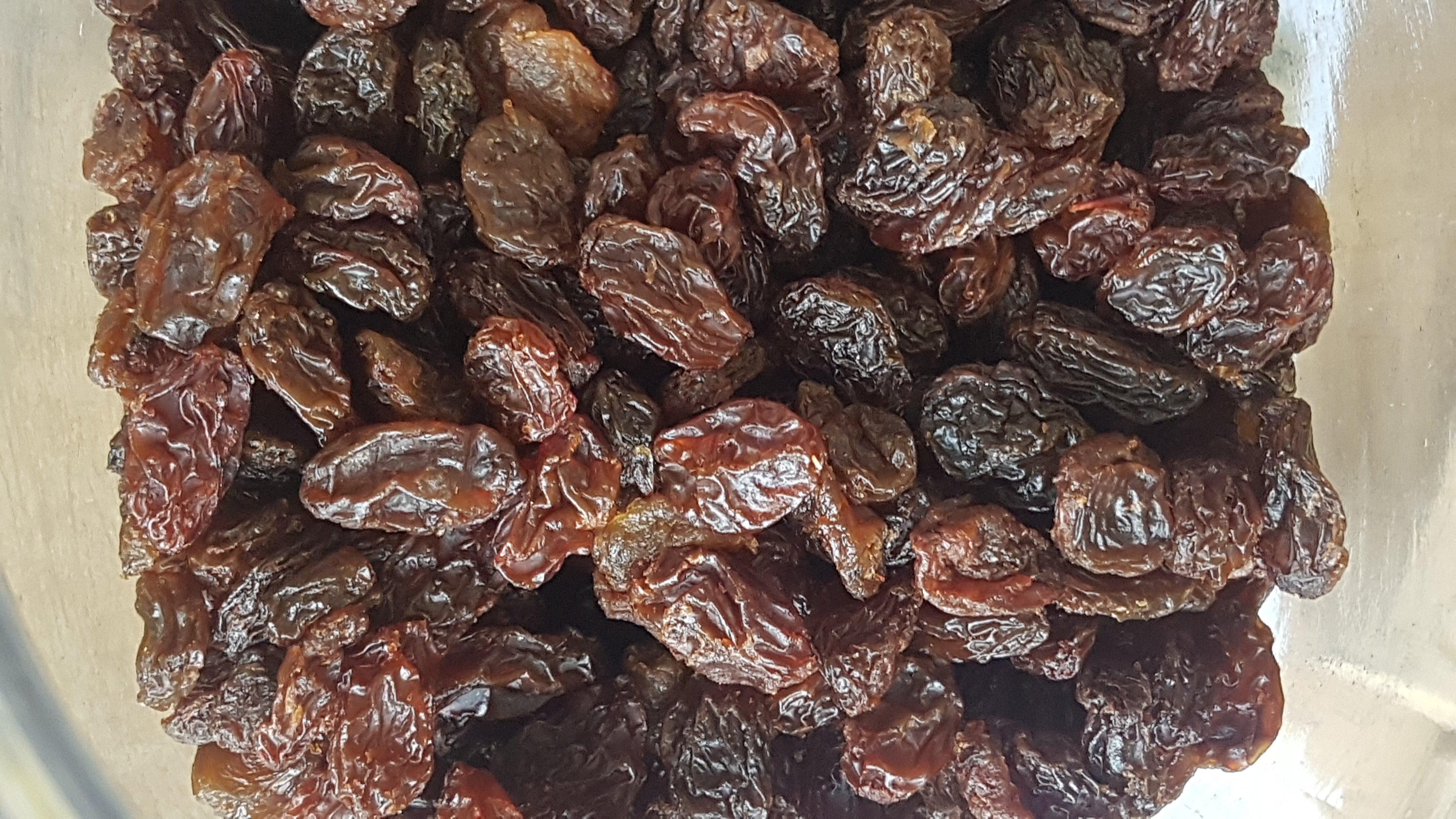 Raisins Organic - per 100g