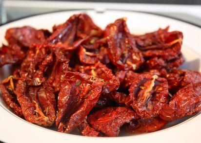 Sun Dried Tomatoes - Organic - per 100g
