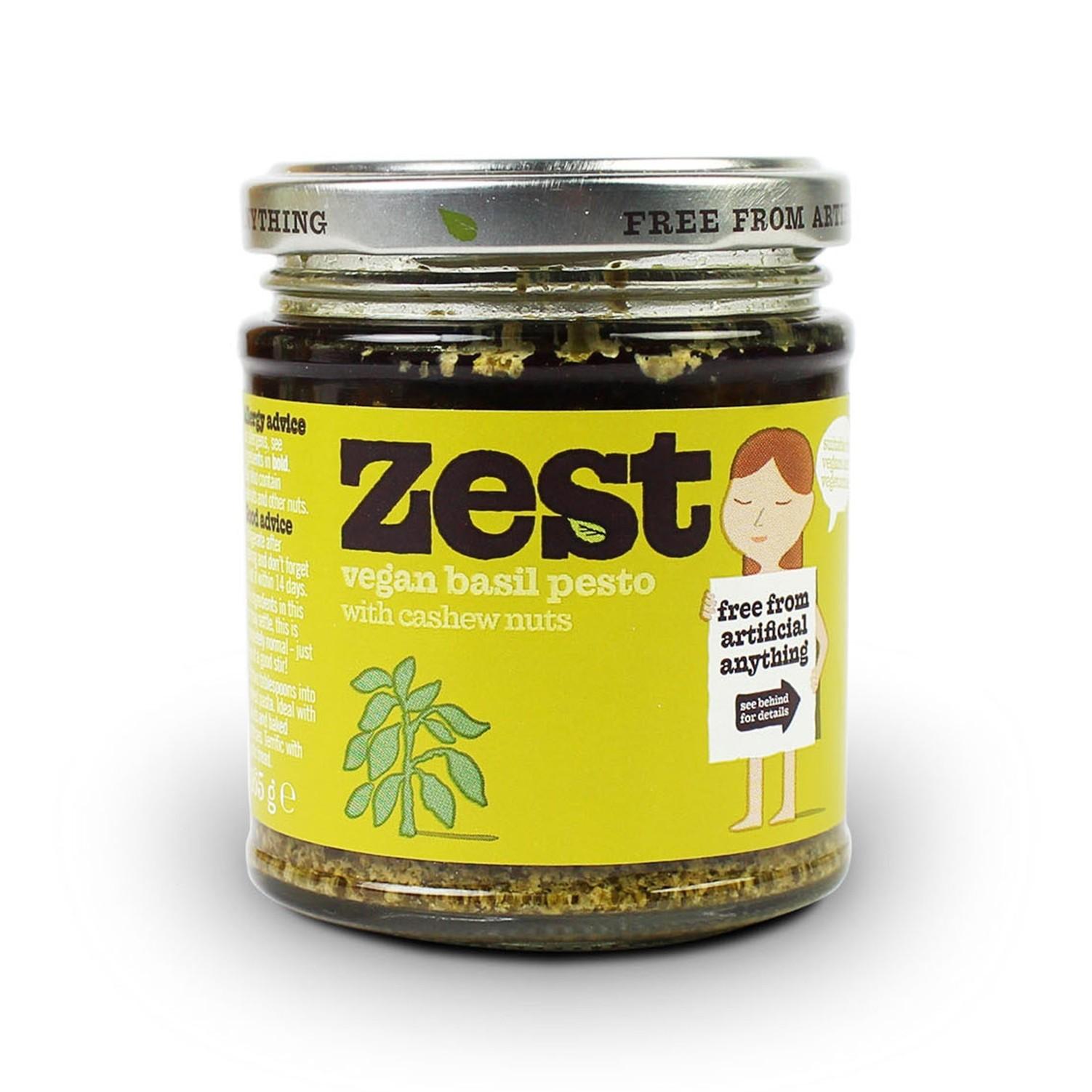Pesto with Cashew Nuts - vegan - 165g