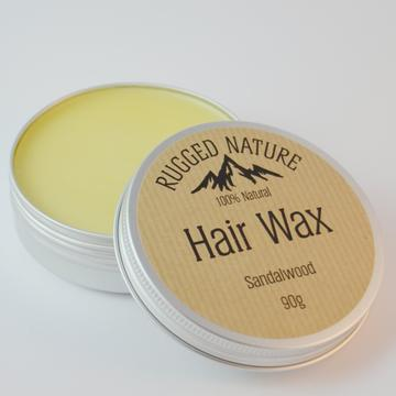 Hair Wax - Sandalwood - 90g