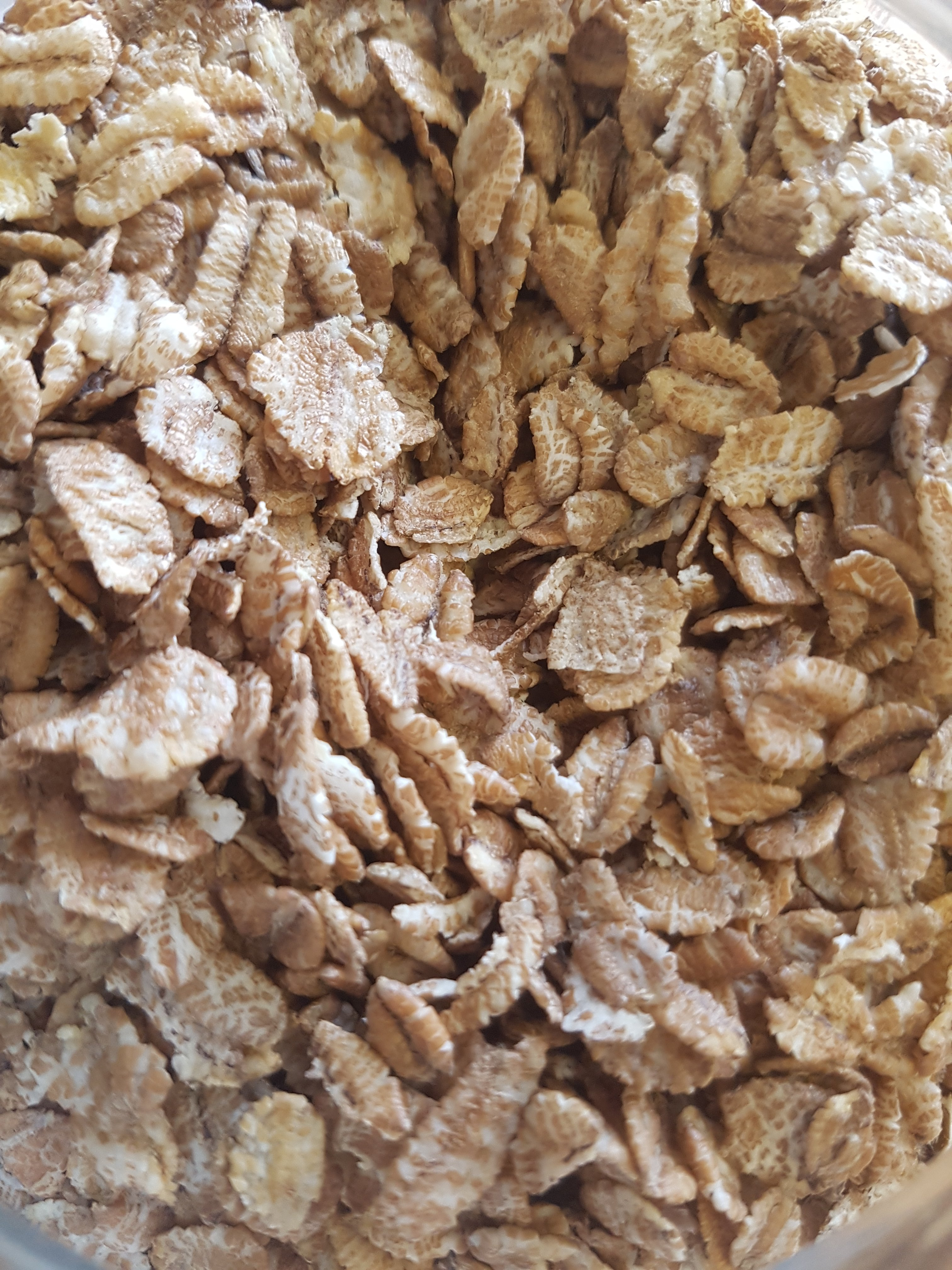 Wheat Flakes -Toasted- per 100g