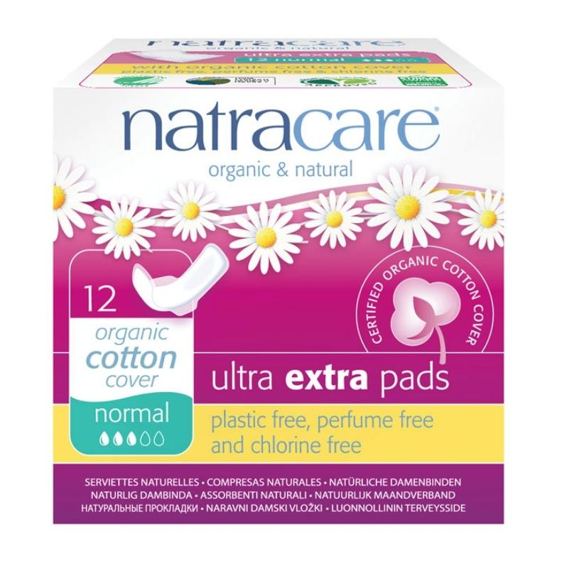 Ultra extra pads - 12 normal