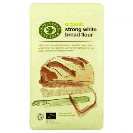 Bread Flour - White - per 100g