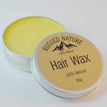Hair Wax - 100% Natural -90g