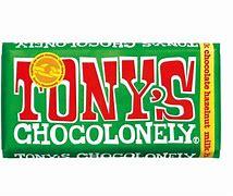 Tony's Chocolonely - Milk Hazelnut