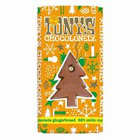 Tony's Chocolonely - Gingerbread