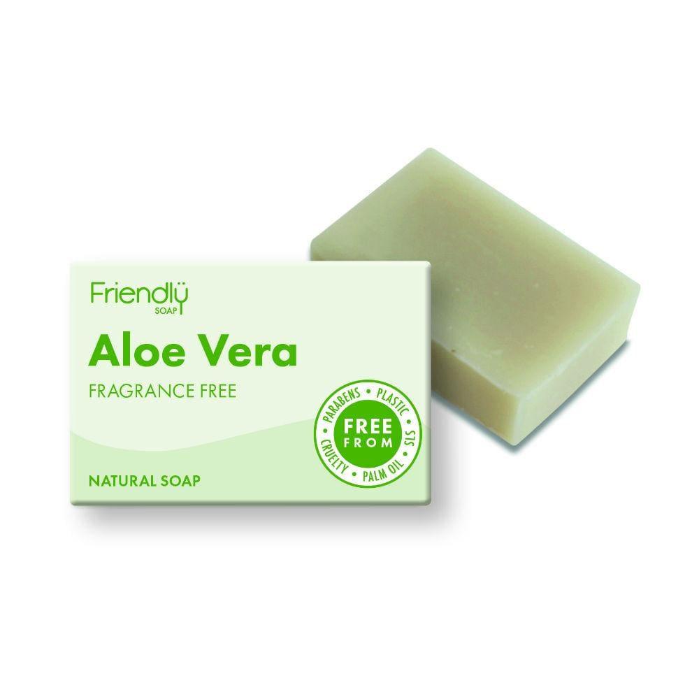 Aloe Vera - Frangrance free Soap