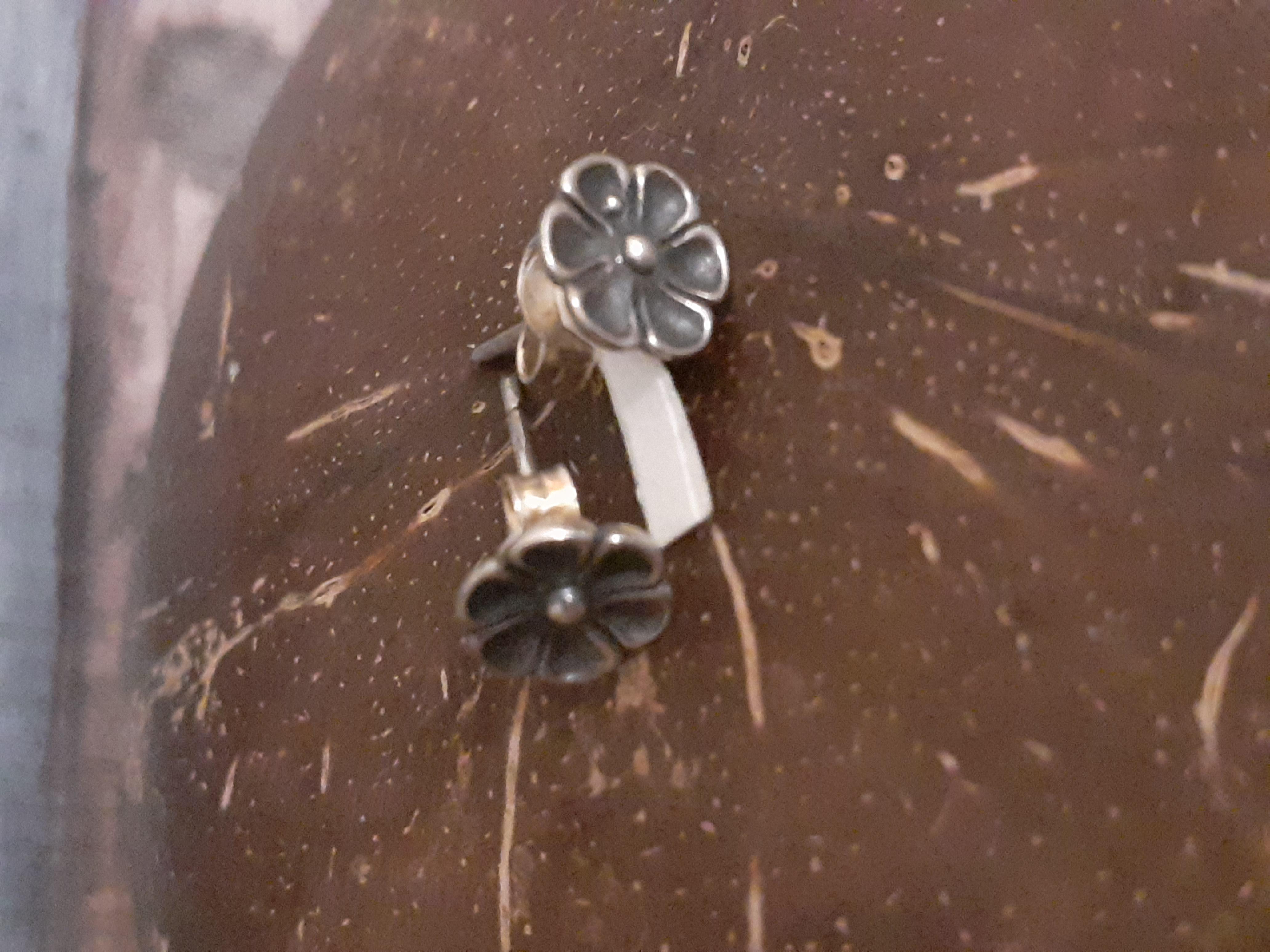 Flower Earrings (E2)