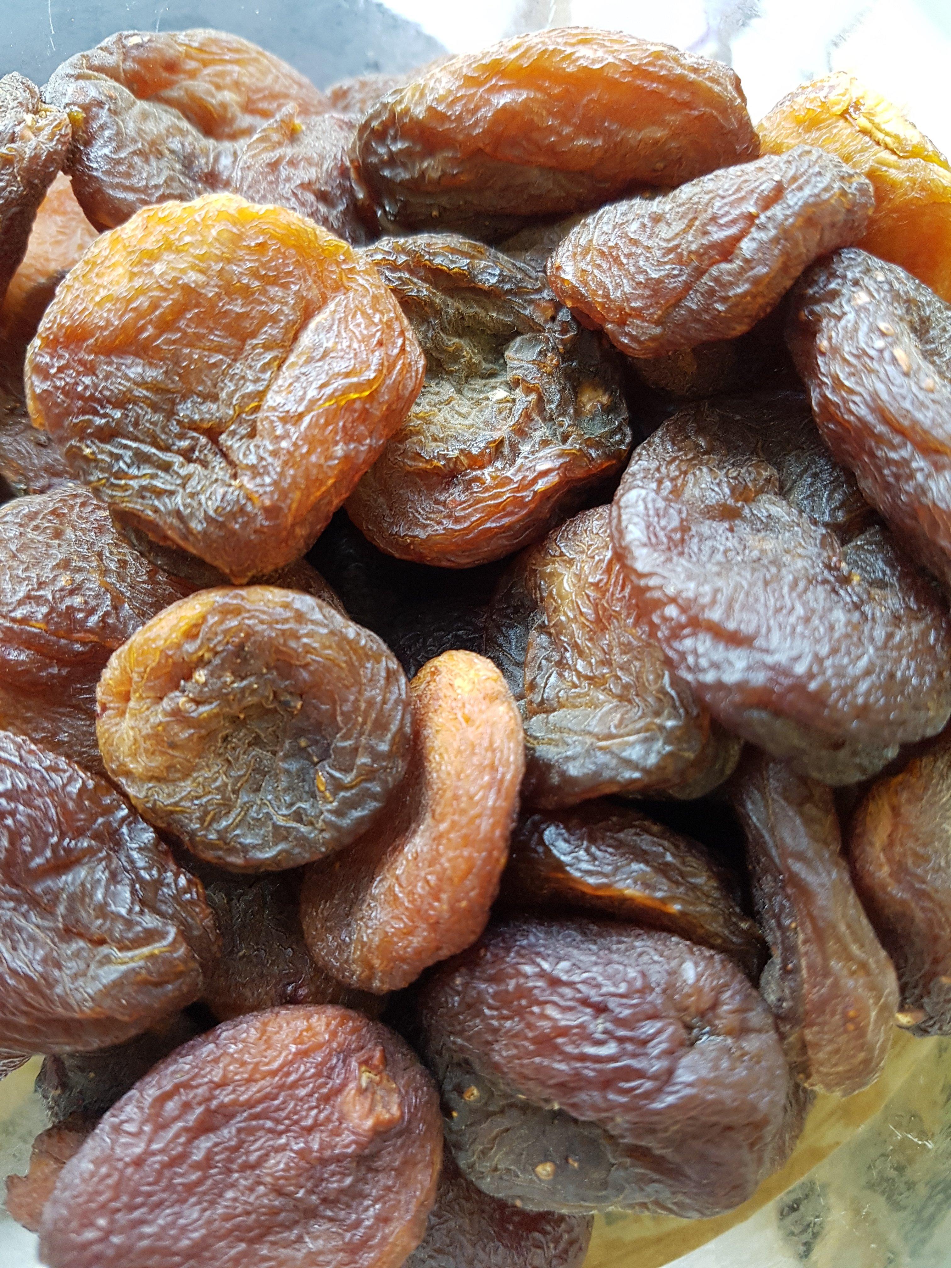 Apricots - Organic -  per 100g