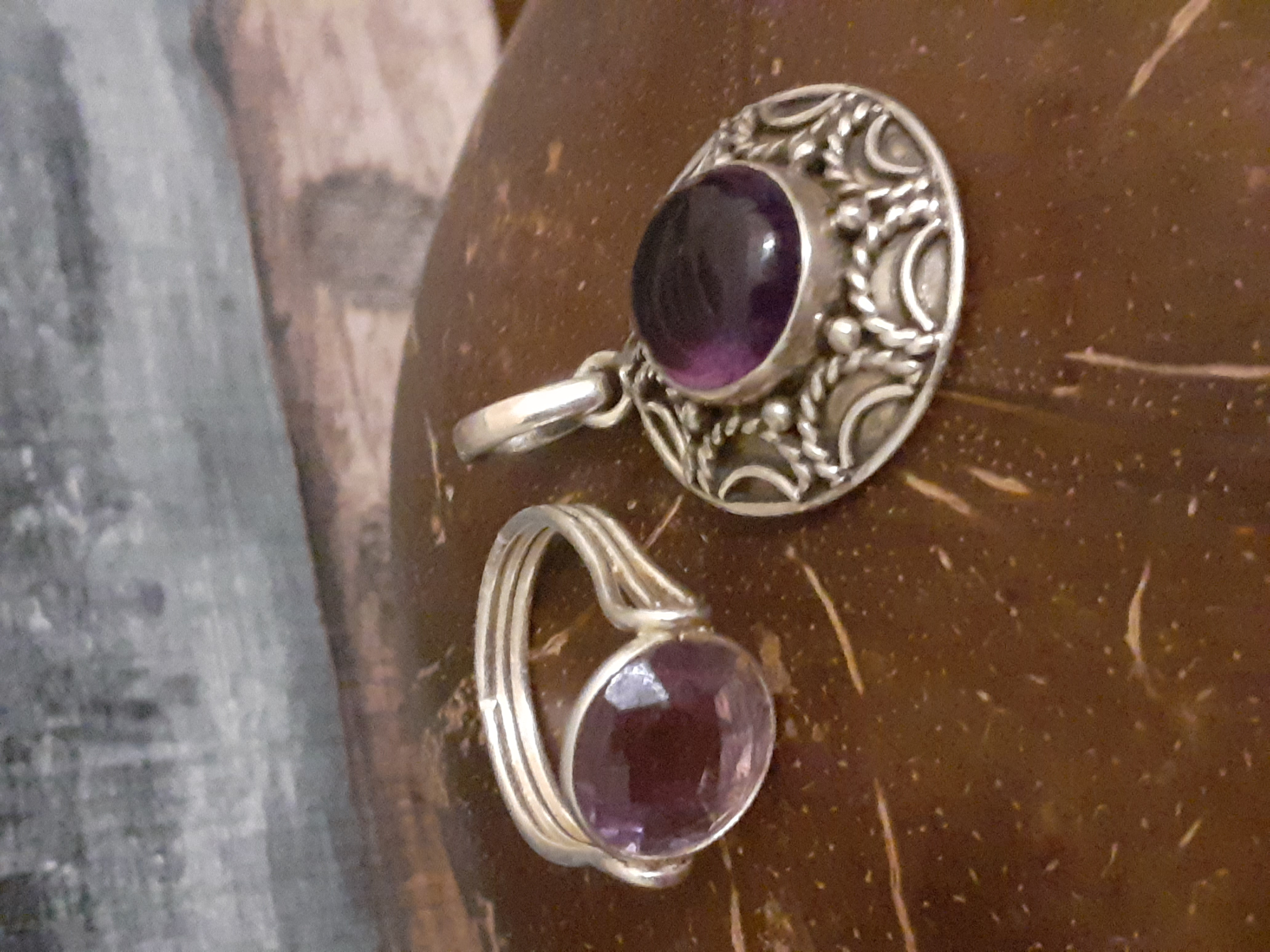 Amethyst Ring (R6)
