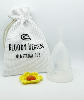 Bloody Heaven Menstrual Cup