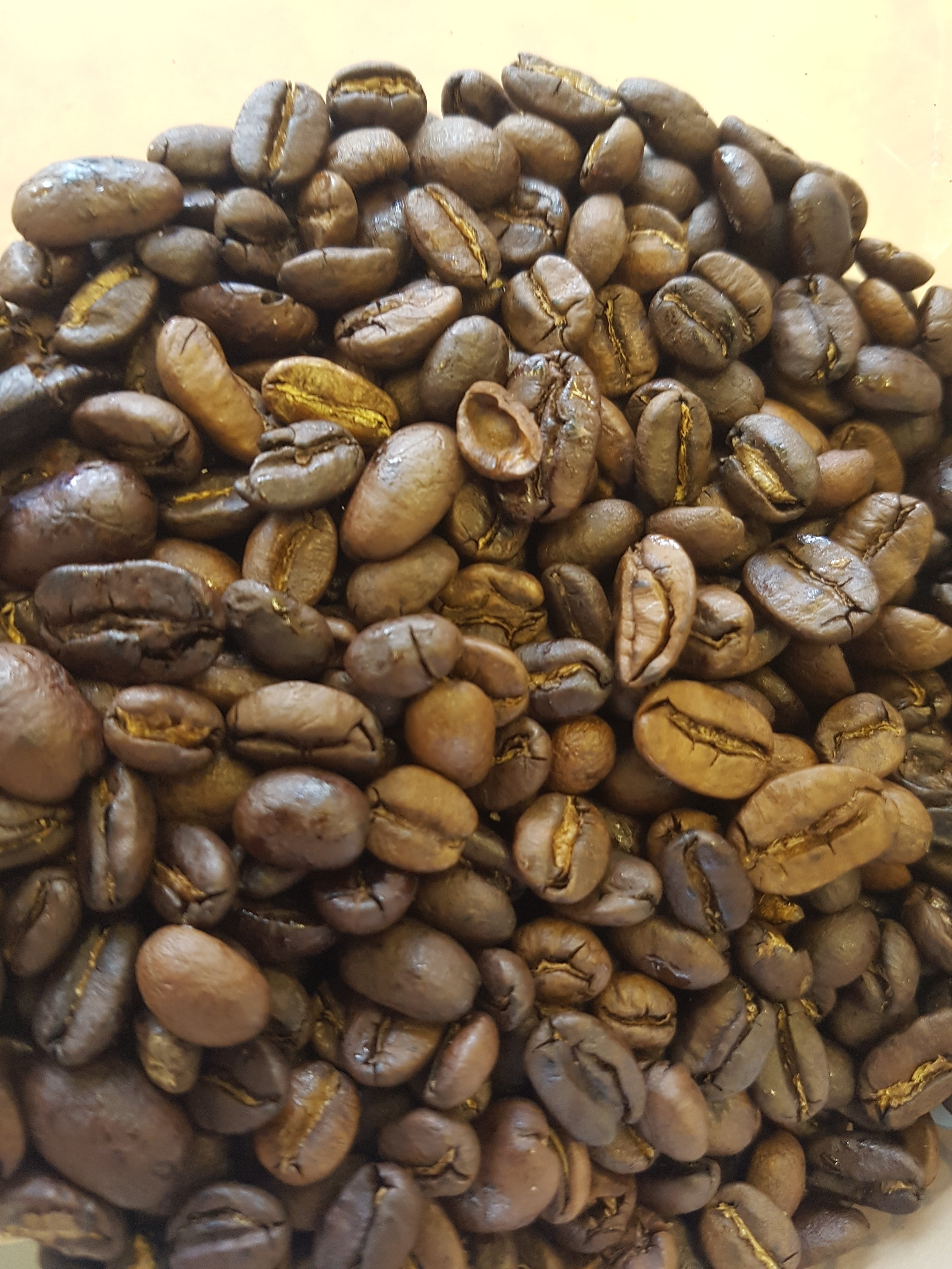 Coffee Beans -Locally Roasted -per 100g