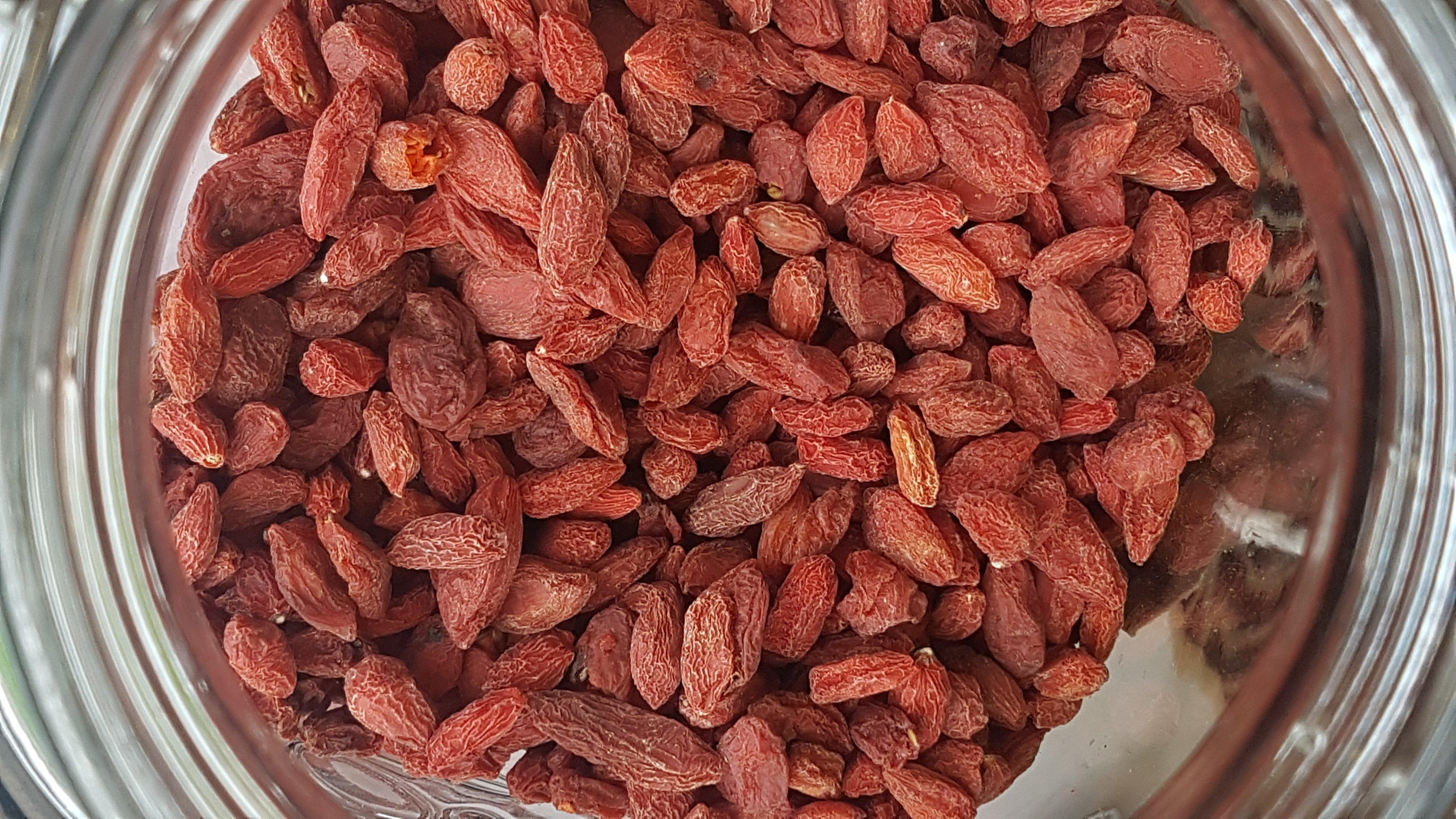 Goji Berries - Organic - per 100g