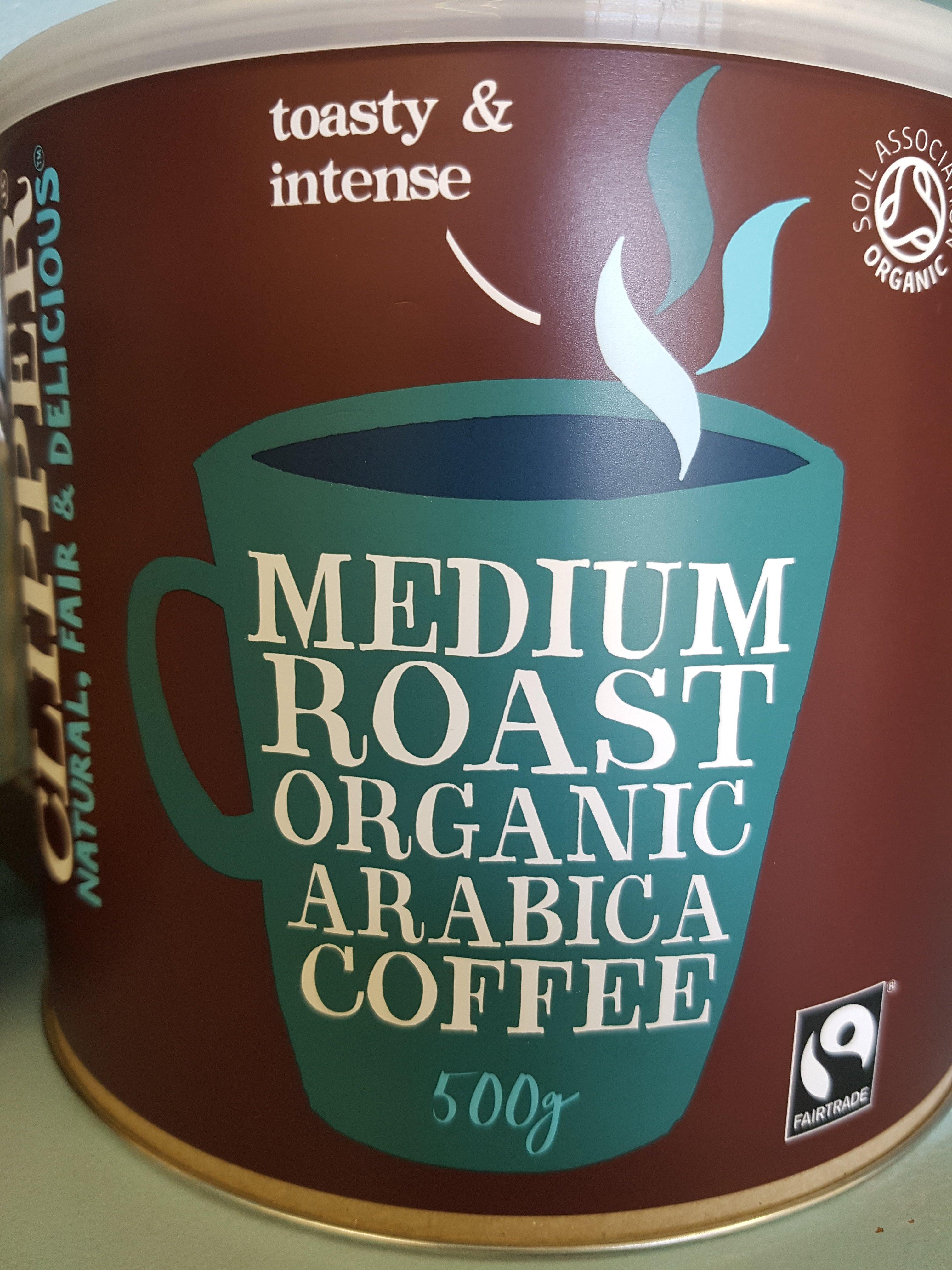 Instant coffee- organic- 100g