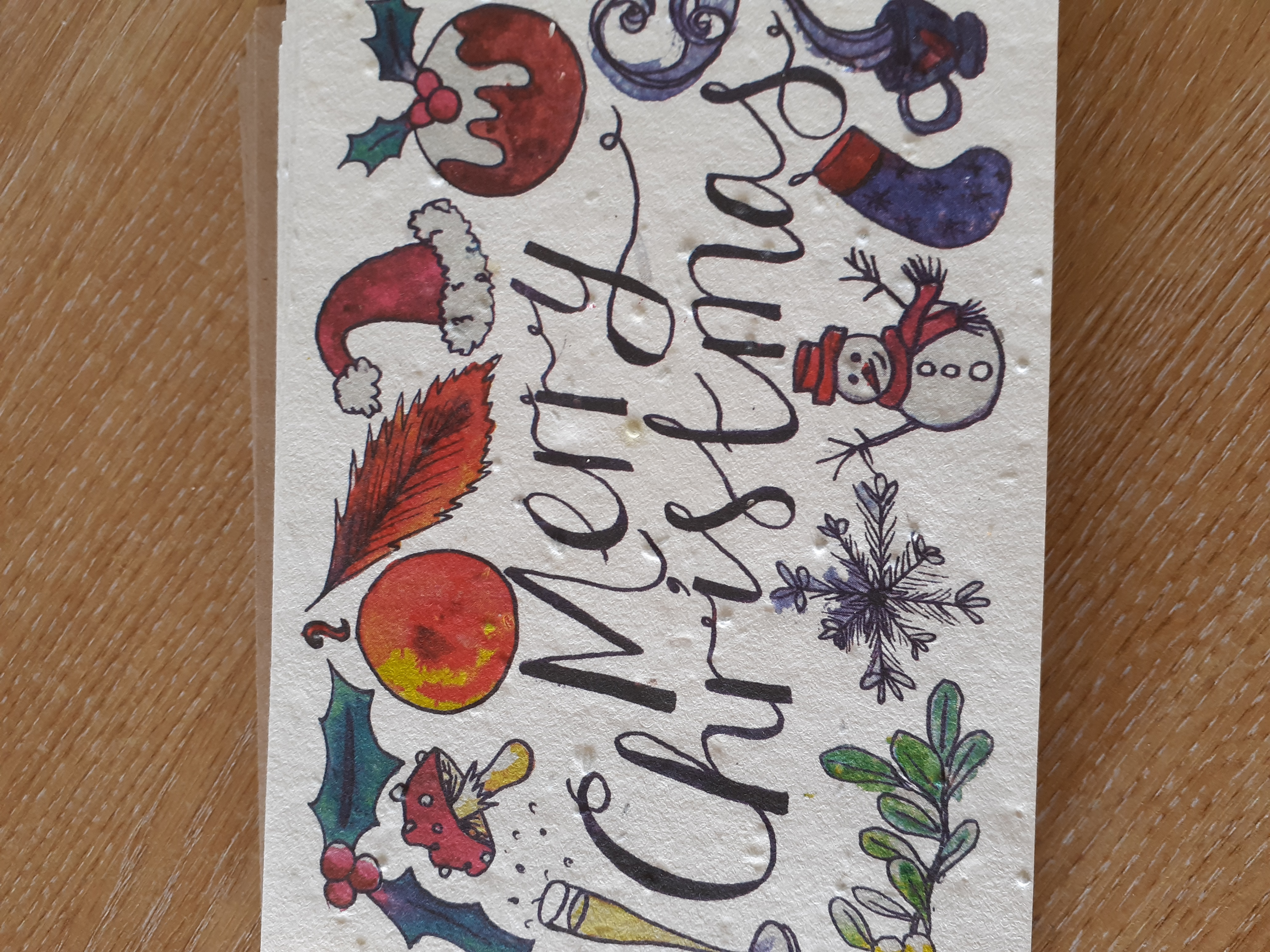 Christmas Cards -