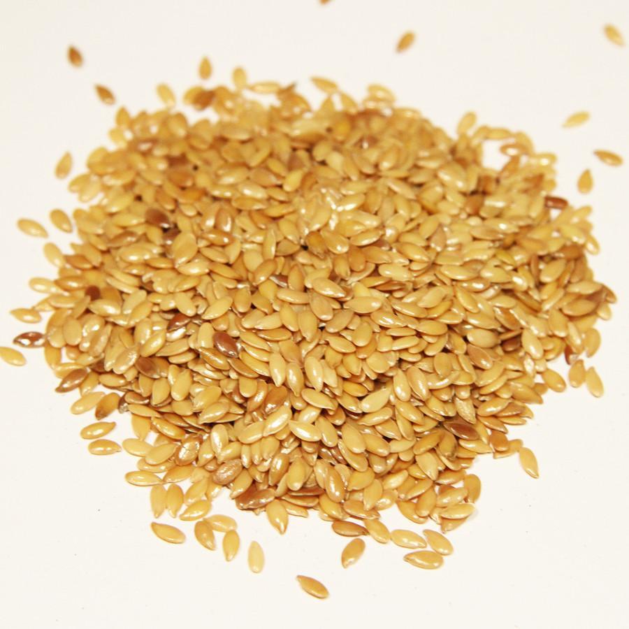 Linseeds Golden - Organic - Per 100g