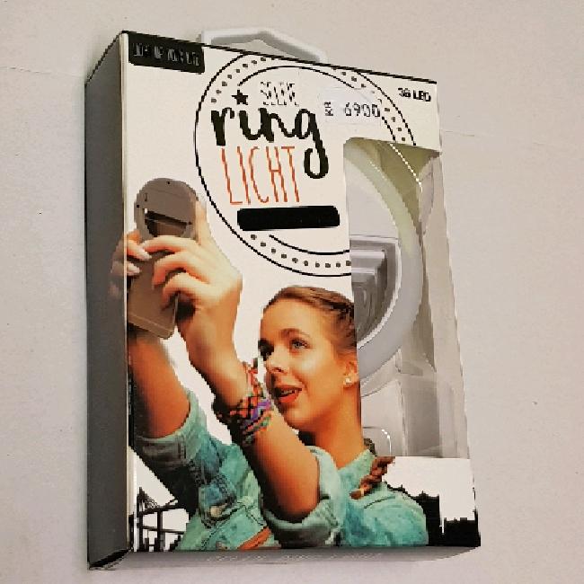 Selfie ring ljus