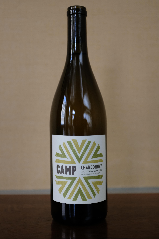 Camp Chardonnay, California