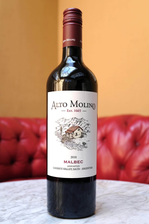 Piattelli Vineyards, Alto Molino Malbec