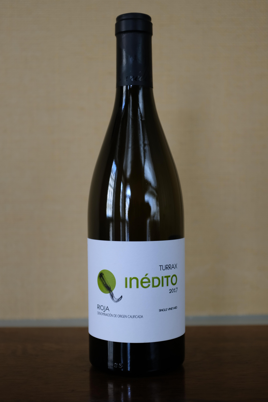 Rioja Inedito, Turrax Blanco