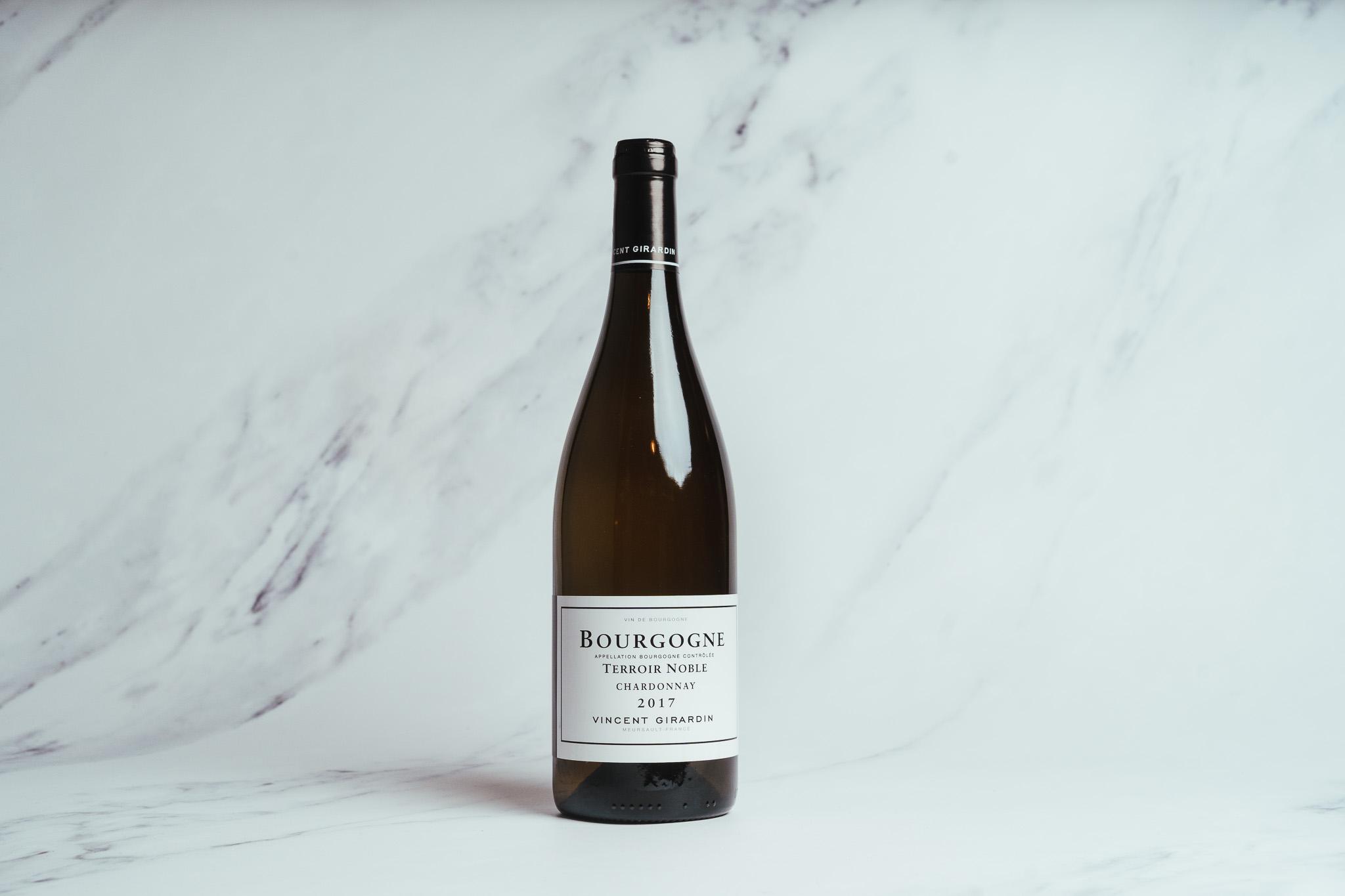Vincent Girardin, Bourgogne Blanc