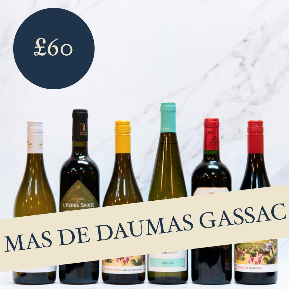Mas de Daumas, Gassac Reserve. Spring Producer Case