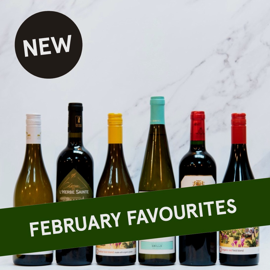 February Favourites Mixed Case - Save 10%