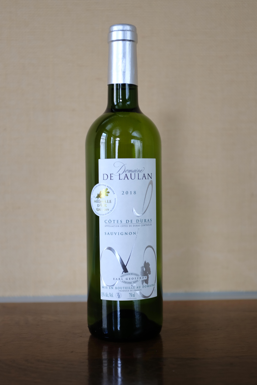 Domaine de Laulan, Sauvignon Blanc Cotes de Duras