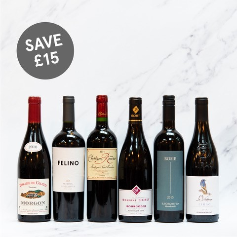 Christmas Mixed Reds #2 - Save £15
