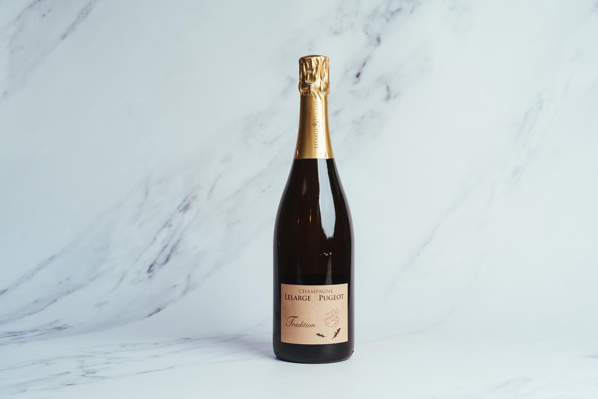 Champagne Lelarge-Pugeot Extra Brut1er Cru Tradition NV