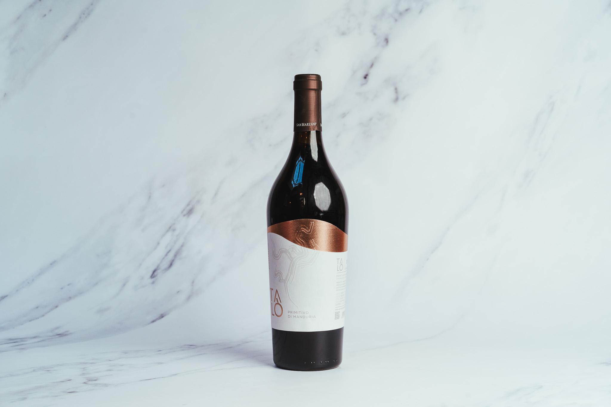 San Marzano, Primitivo Di Manduia 'Talo' (Promo Case Discount)