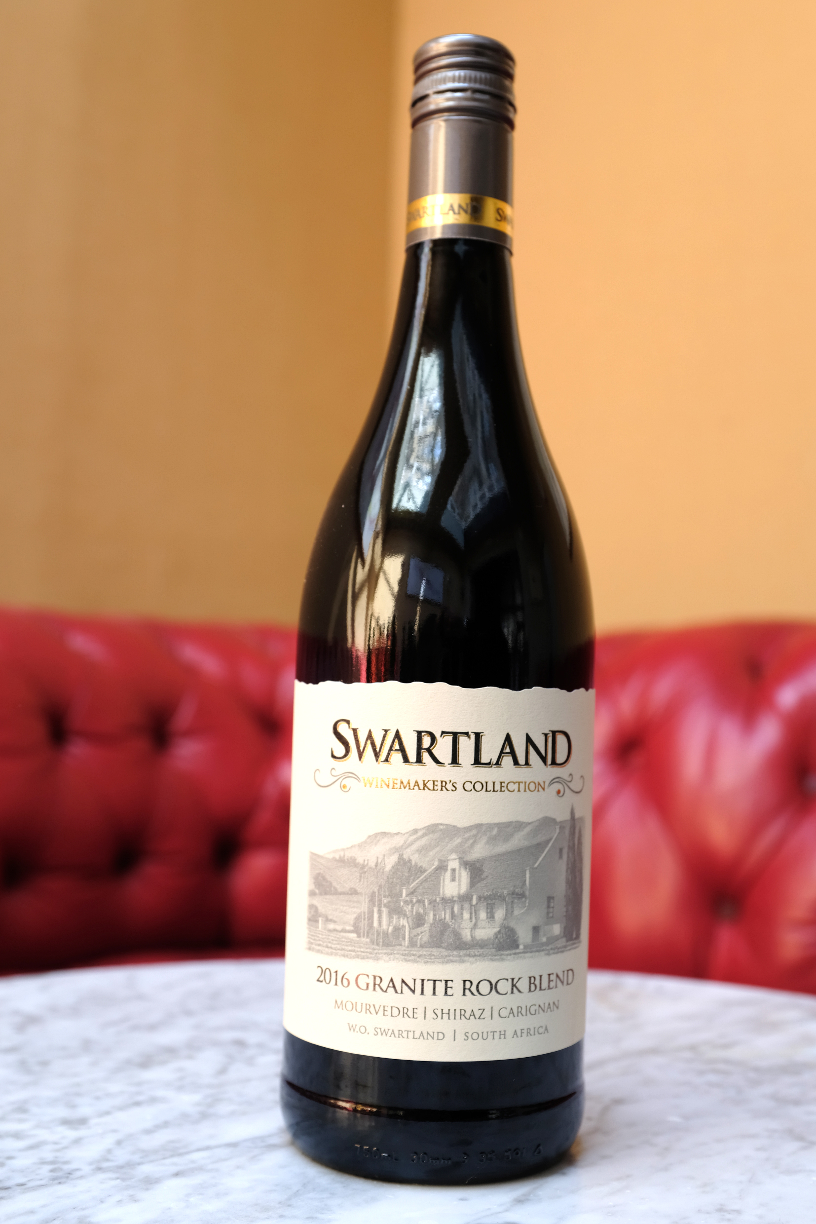 Swartland Winery, Granite Rock Red, 'Winemakers Collection'