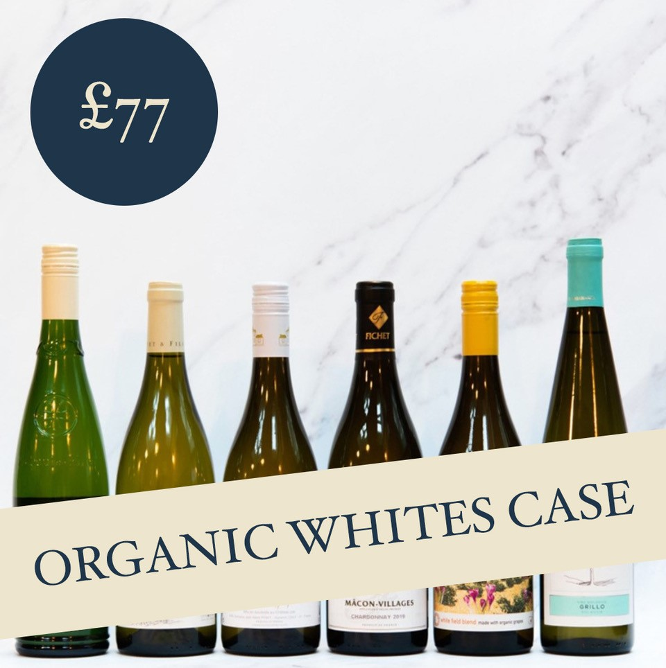 Organic Whites Case £77