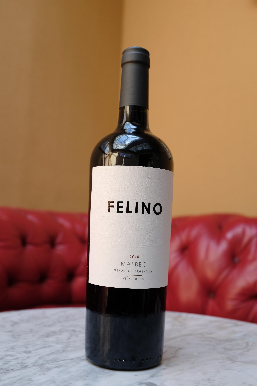 Felino Malbec, Vina Cobos, Mendoza