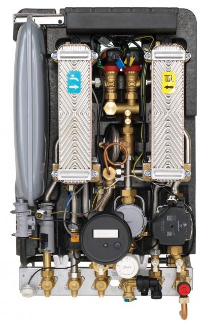 Heat Interface Unit Full Service Of Unit