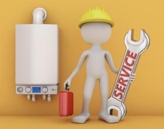 Boiler Service Open Vented Boiler