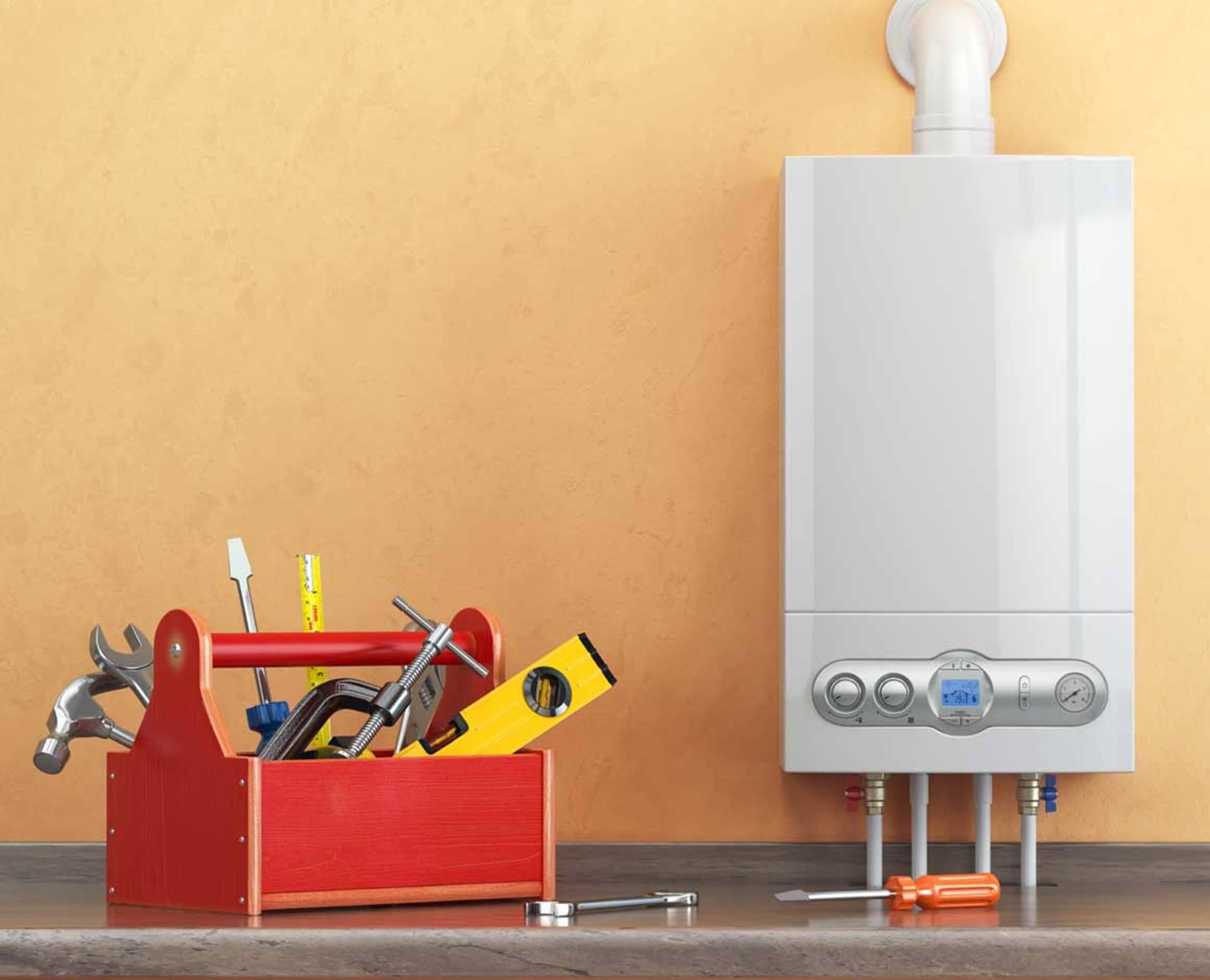 Boiler Breakdown Diagnosis Including Minor Repair