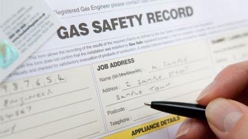 Domestic Gas Safety Inspection