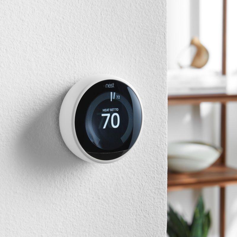 Supply & Install Nest Smart Thermostat 3rd Generation