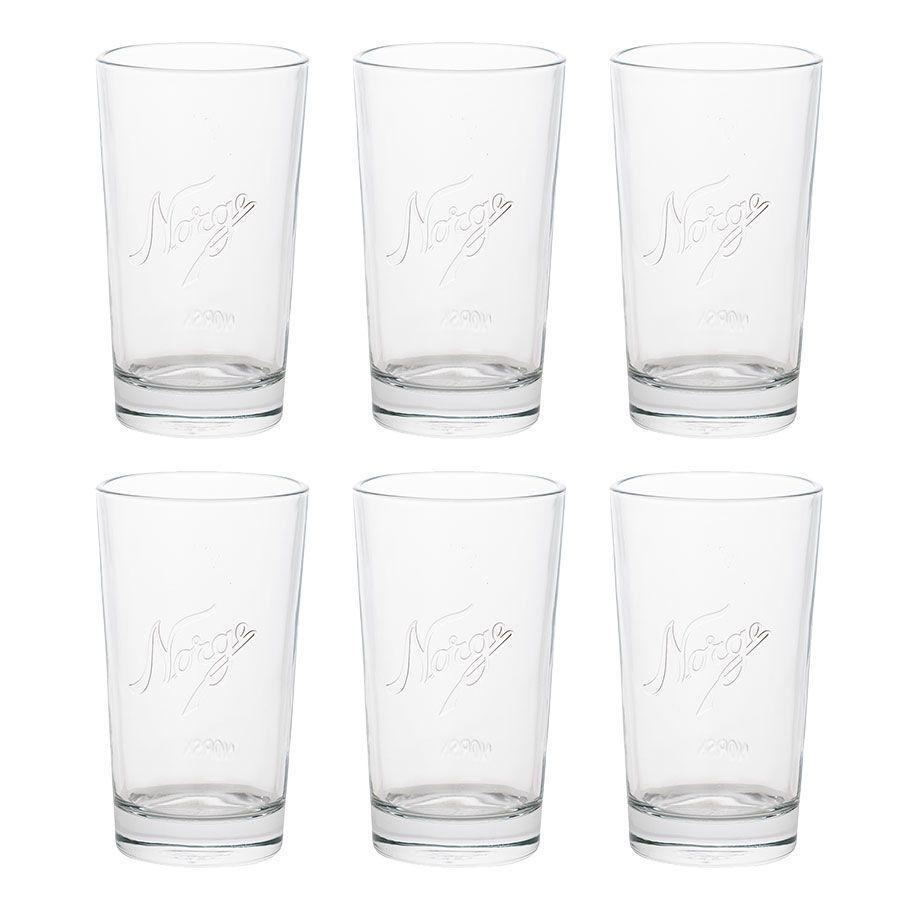 Kjøkkenglass 400ML 6pk