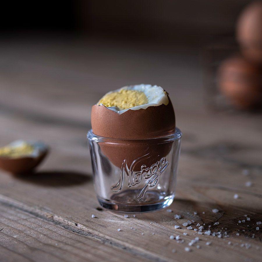 Norge eggeglass 4pk