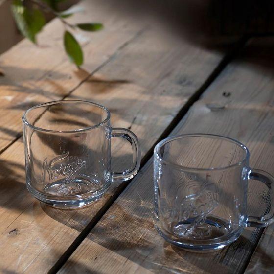 Glasskuppel Norge 2 pk