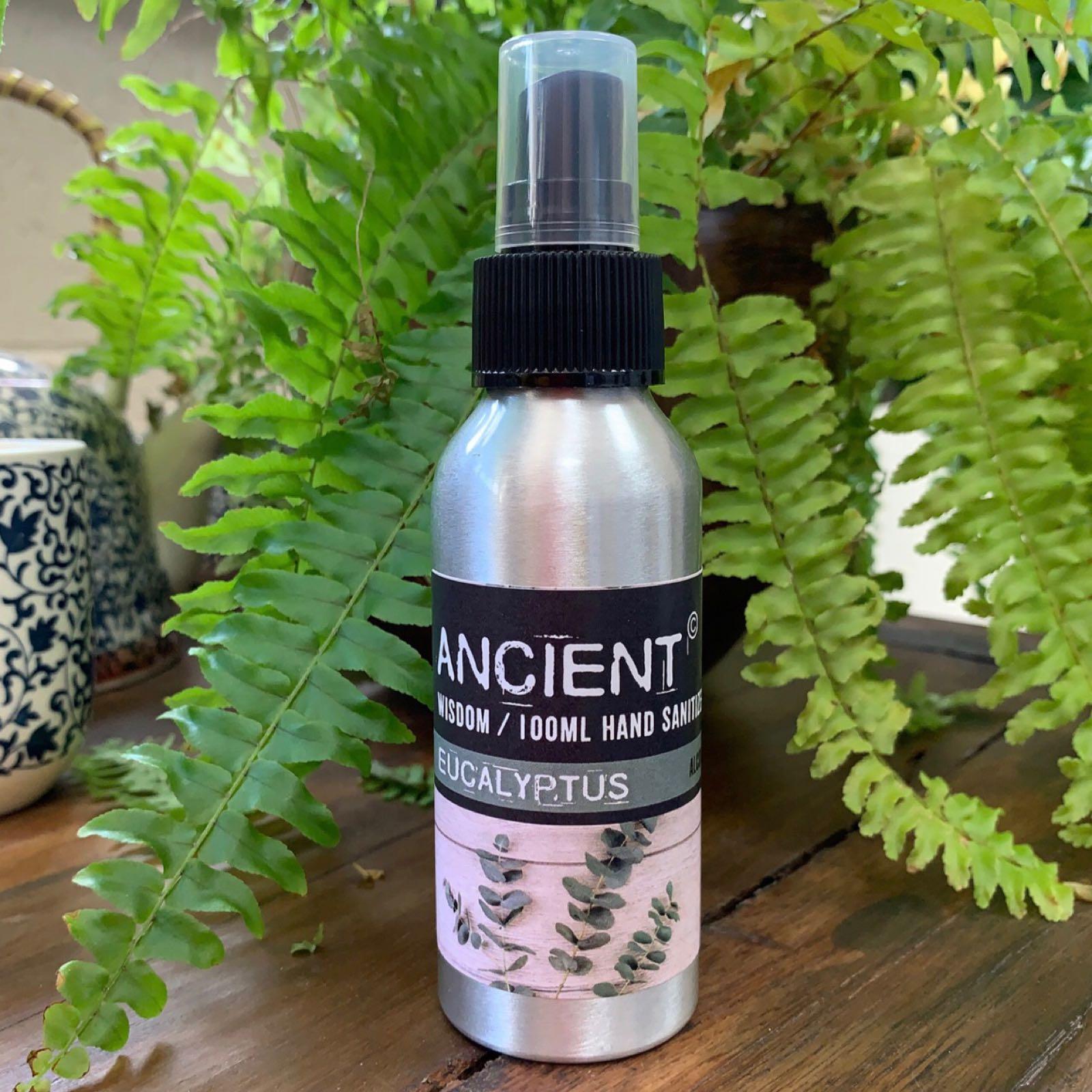 Eucalyptus Hand Sanitiser Spray