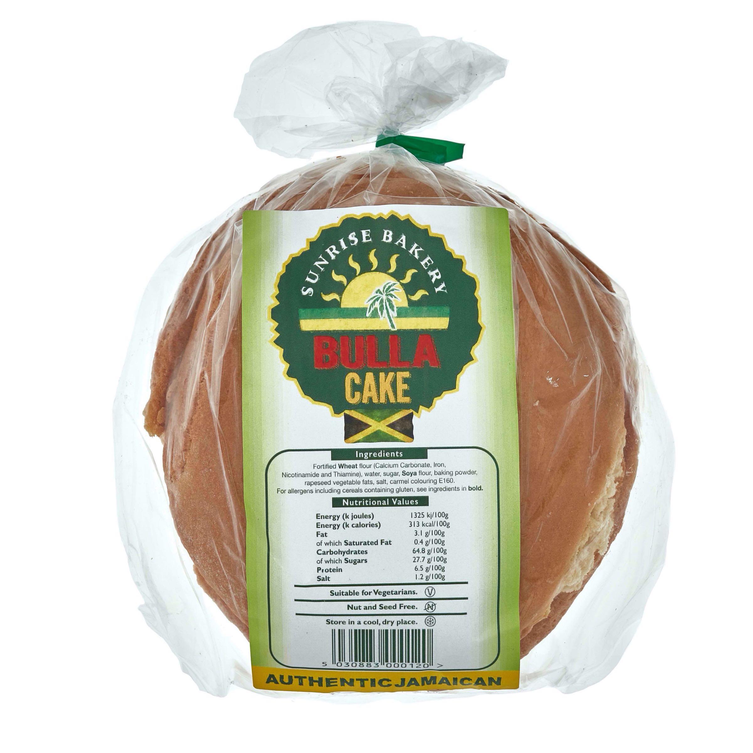 Sunrise Bakery Bulla Cake