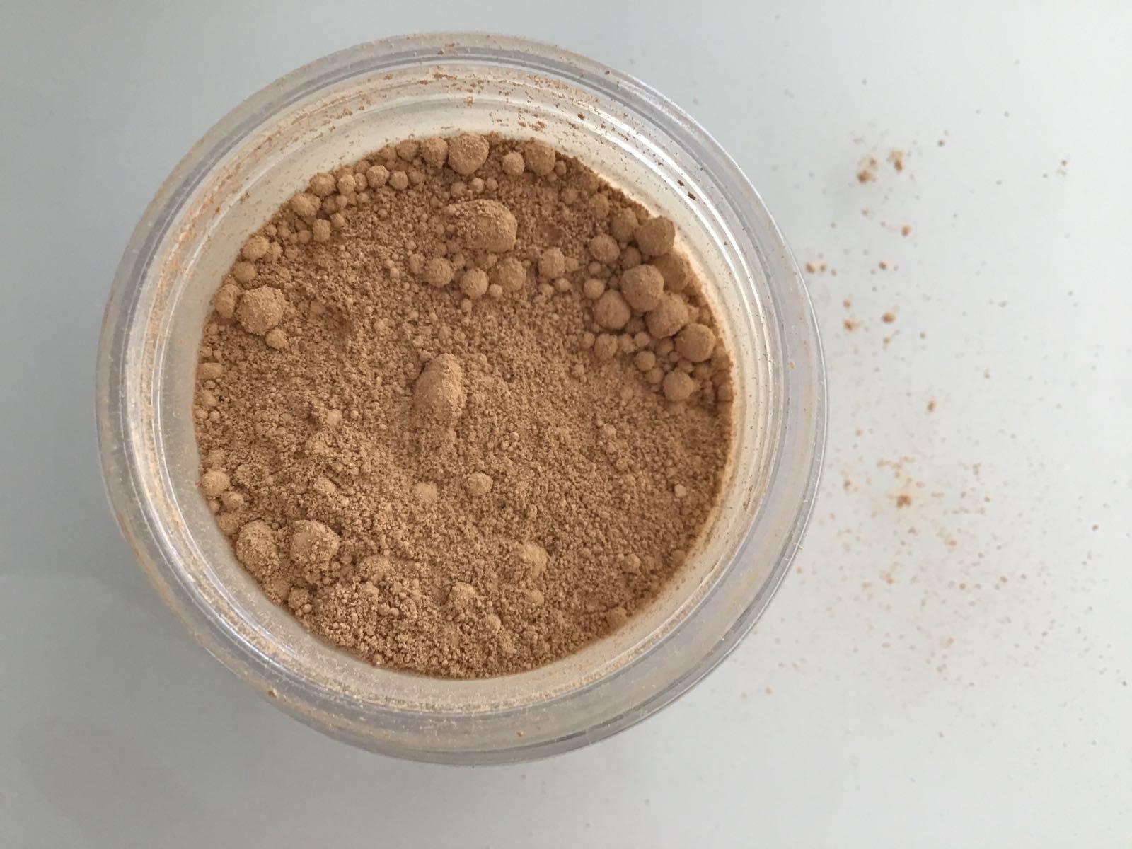 MAKOLOR Light Canela Mineralpuder