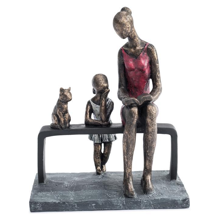 Mother Daughter Sculpture