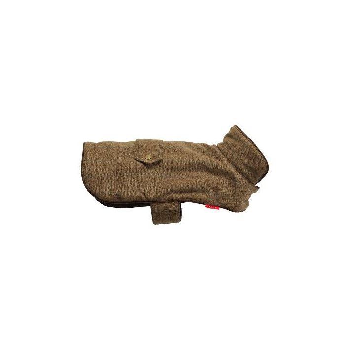 Dog Tweed Coat