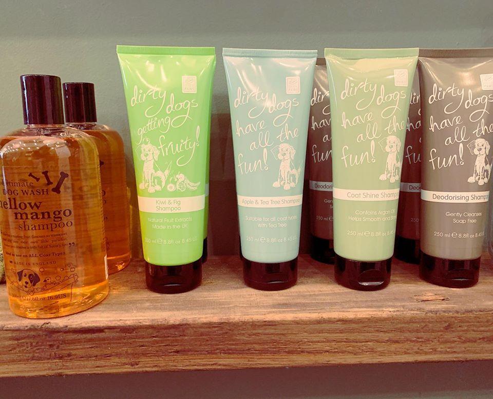 Kiwi & Fig Dog Shampoo