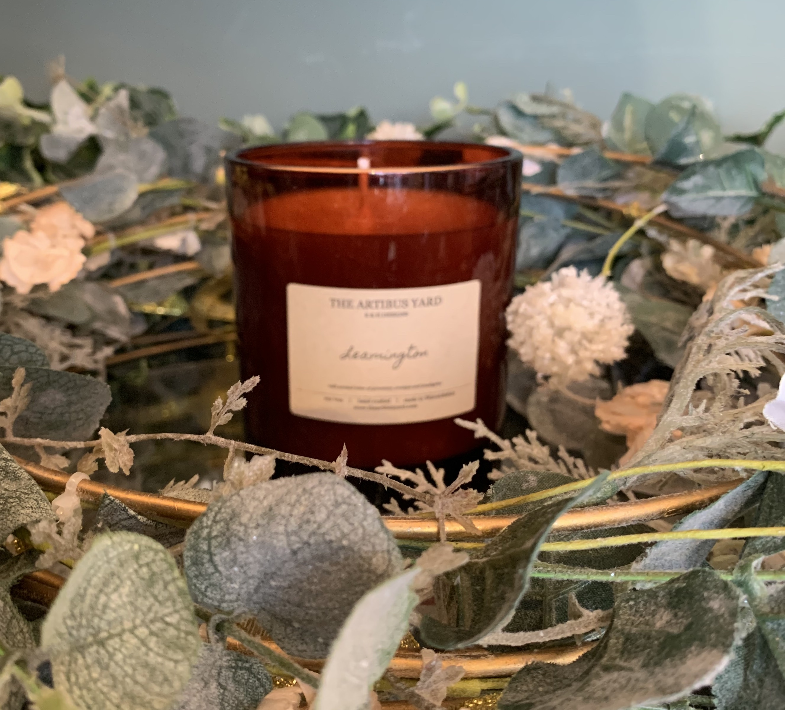 Grand Soy Wax Candle